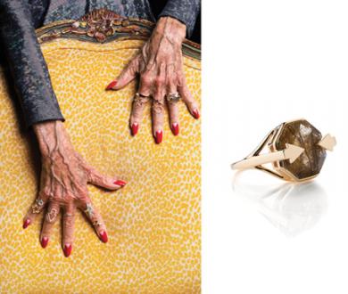 Karen Walker jewellery's Magic Hands