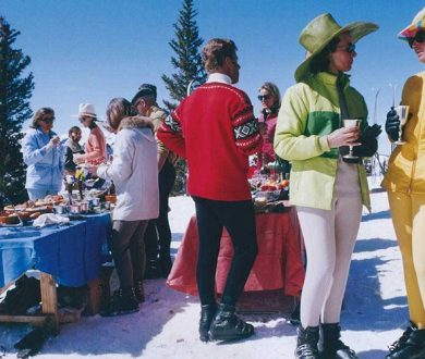 The art of après ski