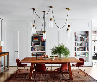 Naomi Watts & Liev Schreiber's Manhattan loft