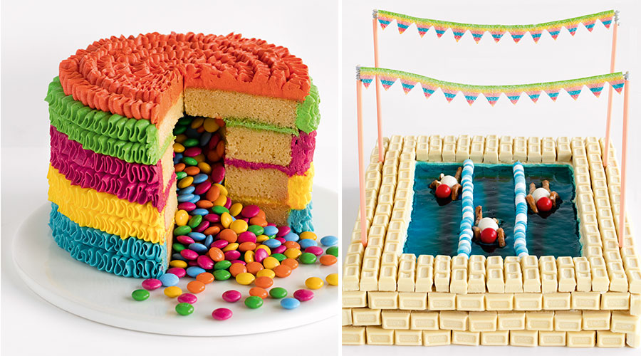Cake Images Co Nz : The birthday cake book revival The Denizen
