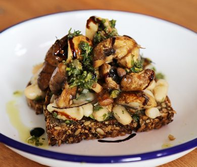 Auckland's best vegetarian dishes
