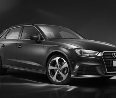 Brains & Beauty: The new Audi A3