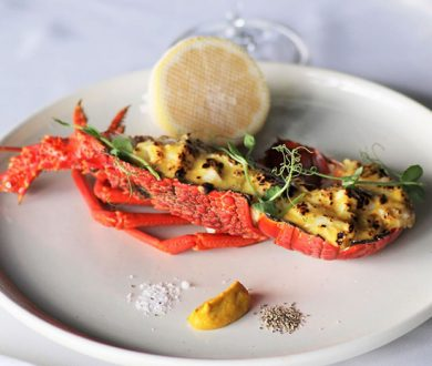 Indulge in some of the finest crayfish of the moment at Euro