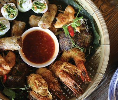Saigon —  the new Kingsland eatery satiating our desire for authentic Vietnamese fare