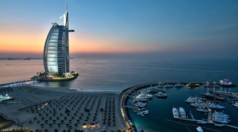Dedon at the Burj Al Arab Terrace