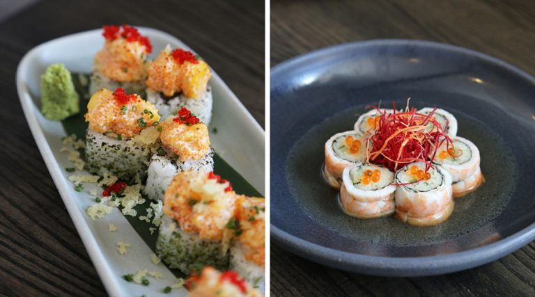 Experience Ebisu's mini makeover and new menu