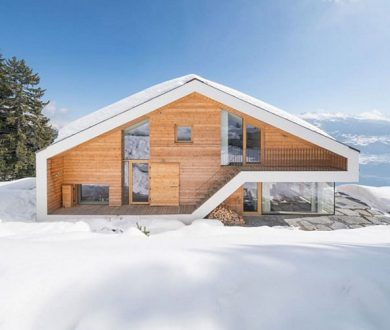 8 ski chalets we wished we owned