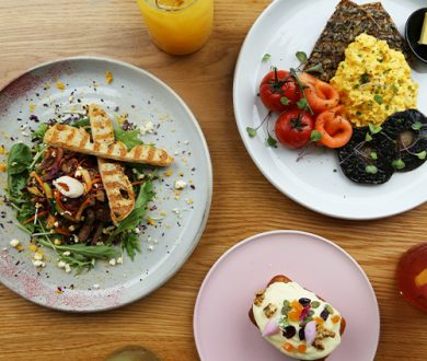 Billy cafe's Domain-side locale makes it a must-visit