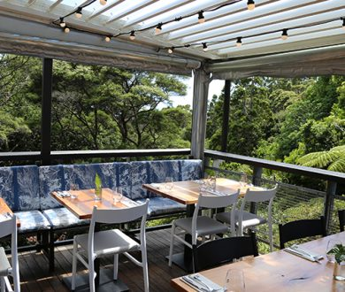 iTi will see you dining amidst the treetops