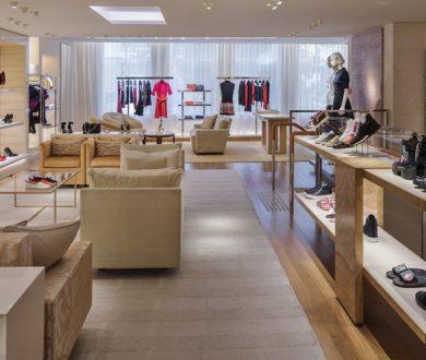 Inside Louis Vuitton's bigger and better Queen street boutique