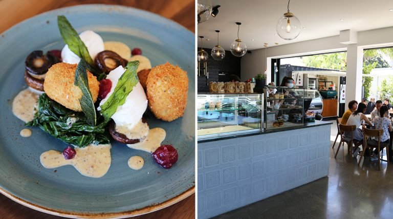 New Opening The Point Chev Beach Cafe is your new weekend go-to