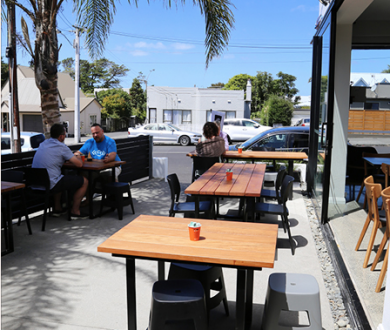 The Point Chev Beach Cafe is your new weekend go-to
