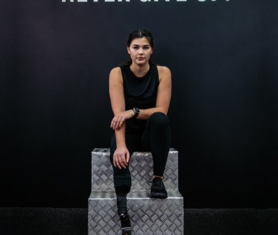Meet the girl who puts your fitness excuses to shame
