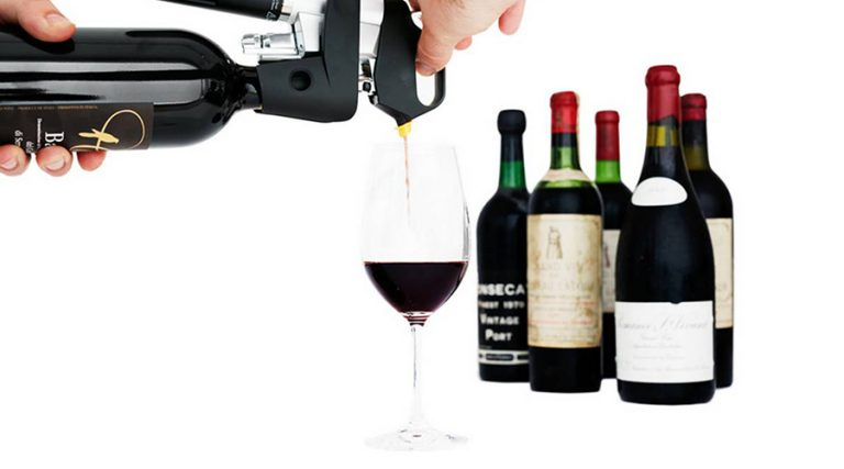 The wine-saving gadget every oenephile needs