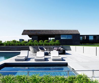 This epic home is a masterclass in seaside minimalism