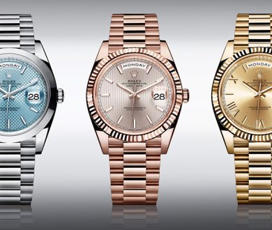 The new Rolex Day-Date 40 keeps time better than official timekeepers