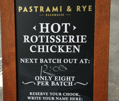 New opening Pastrami & Rye is serving up the most drool-worthy sandwiches in town