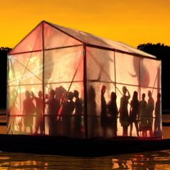 Tickets are selling fast to the country's first ever floating theatre