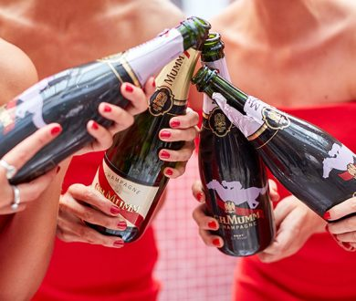 Champagne Mumm delivers an ultra-glam touch to Auckland Cup Week