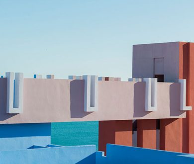 Explore the most photogenic apartment block of all time