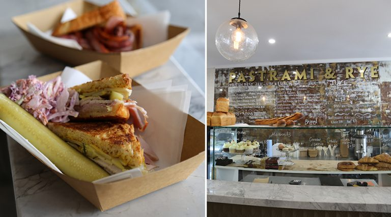 Pastrami & Rye is serving up the most drool-worthy sandwiches in town