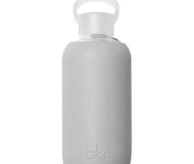 BKR London 500ml Glass Water Bottle
