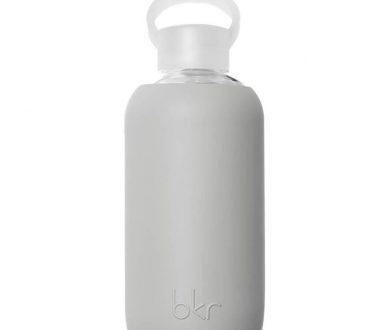 BKR London 500ml Glass Water Bottle