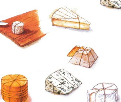 Have you been slicing cheese wrong all along?