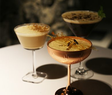 This dedicated espresso martini bar will elevate your expectations of THE cult cocktail