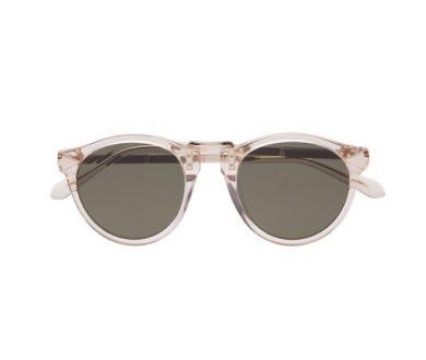 Hemingway Vintage clear sunglasses