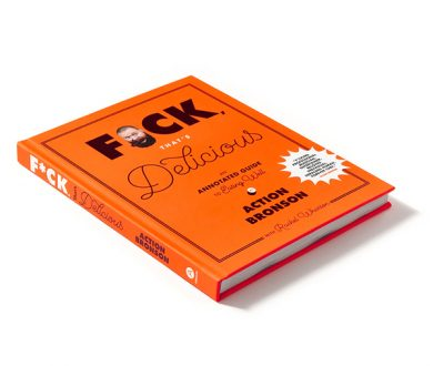 F*ck That's Delicious book
