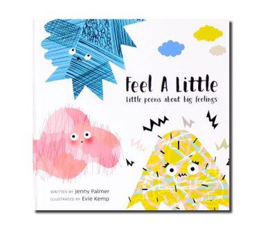 Feel A Little book