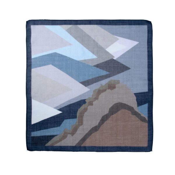 Christian Kimber Auckland Pocket Square