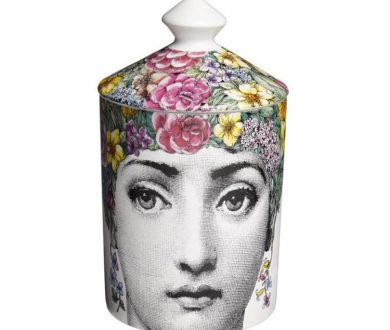 Fornasetti Candle (Flora Scent)