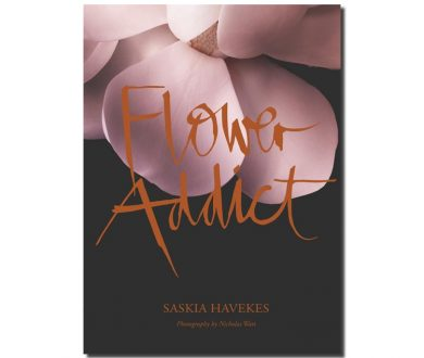 Saskia Havekes Flower Addict book