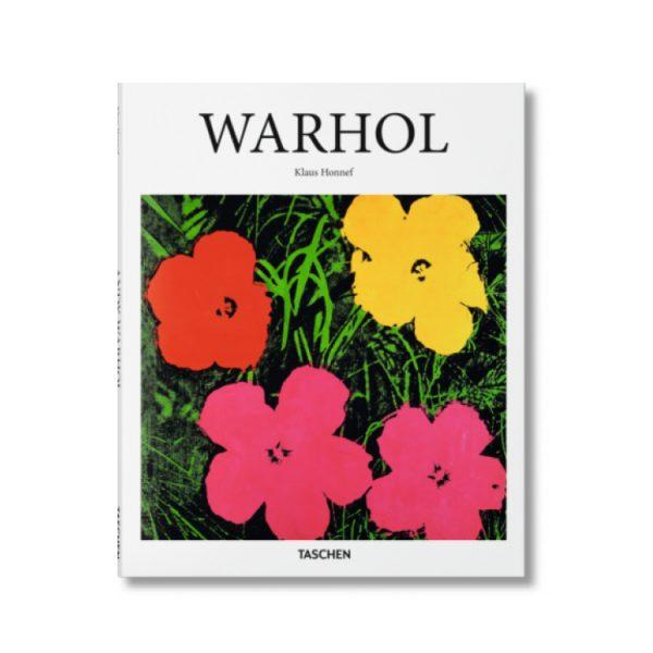 Warhol Coffee Table Book