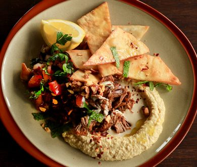 This is the best hummus in town. Want to know why?