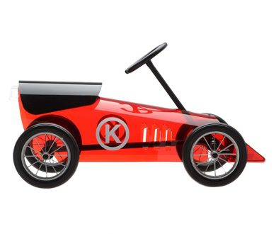 Discovolante car by Katrell