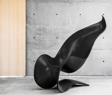 Gulla Petal Chair by The Los Angeles Conversation