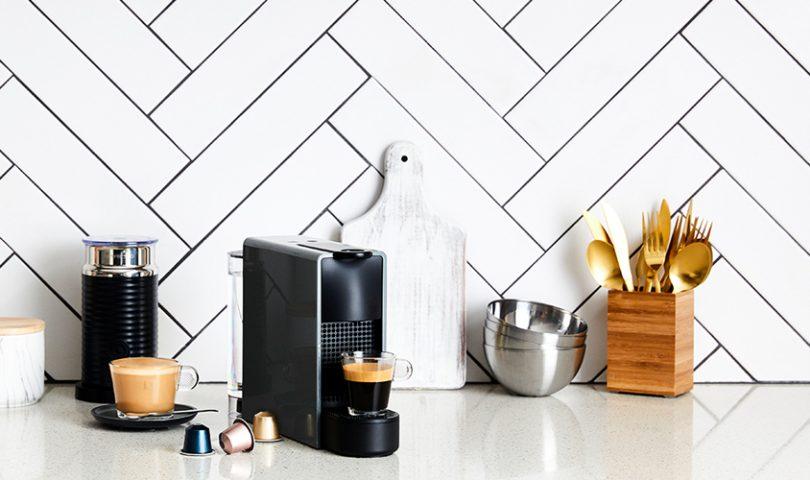 The cutest mini coffee machine to hit the market