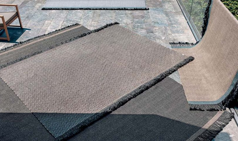 We're making summer go the distance with these luxurious outdoor rugs