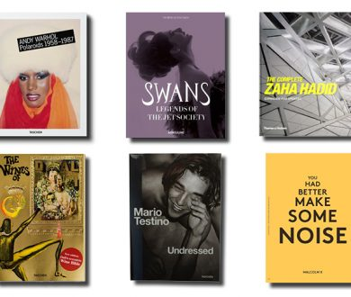 Upgrade your interior with these eye-catching coffee table books