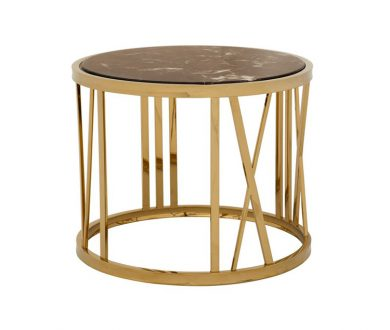 Baccarat side table