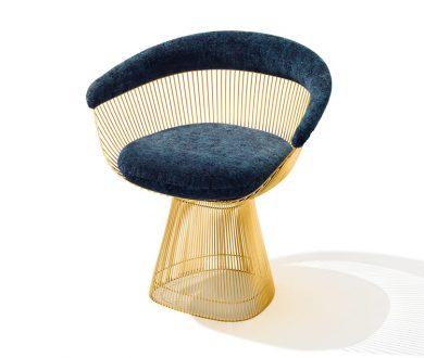 Platner dining chair