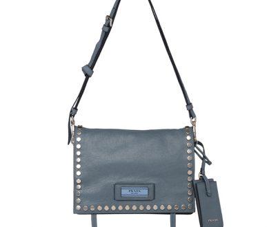 Prada Etiquette Bag in Marine Blue