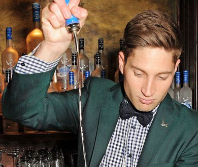 What it's like to bartend at the Oscars after-party