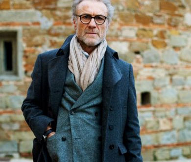 What knot to do? A gentleman's guide to the scarf
