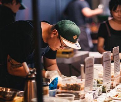 Why we're making a beeline for this Friday night market
