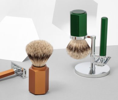 A stylish new razor series for the distinguished man
