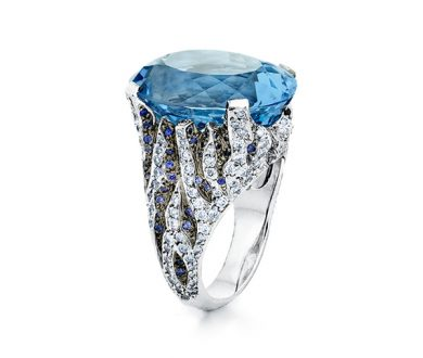 The Ice Queen ring